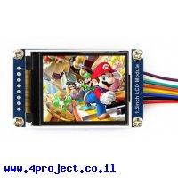 """LCD גרפי צבעוני, 128x160, גודל 1.8"""""""