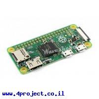 כרטיס פיתוח - Raspberry Pi Zero - דגם V1.3