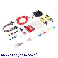כרטיס פיתוח Arduino של SparkFun - ערכת מתחילים