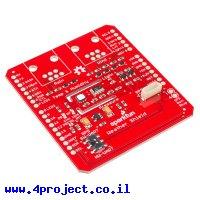 מגן Arduino - תחנת ניטור מזג אוויר