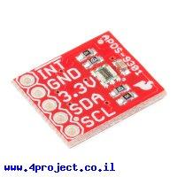 חישן אור עם ממשק I2C - דגם APDS-9301
