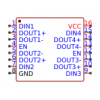 תמונה של מוצר  Texas Instruments/TI DS90LV031TMX