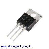 טרנזיסטור RFP30N06LE - N-Channel MOSFET 60V 30A