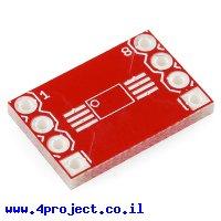כרטיסון מתאם בין SSOP ל-DIP 8pin