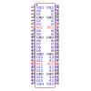 תמונה של מוצר  Integrated Device Tech/IDT 74FCT16244ATPV8