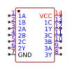תמונה של מוצר  Nexperia 74HC27DB,118