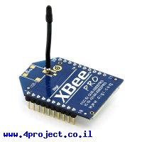 מודול תקשורת XBee Pro S1 60mW - אנטנת חוט