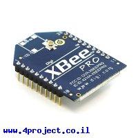 מודול תקשורת XBee Pro S1 60mW - מחבר U.FL