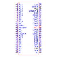 Advanced Micro Devices/AMD AM29LV320DB-90EC