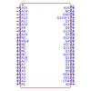 תמונה של מוצר  Microchip Tech/SST SST39VF800A-70-4C-EK